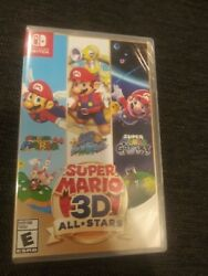 Super Mario 3d All Star For Nintendo Switch $52.95