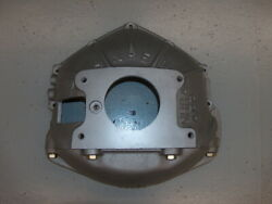 Ansen Vintage Chevy V8 Bbc Sbc Scatter Shield Blow Proof Bell Housing W/bottom
