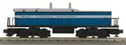 Mth Railking West Virginia And Northern Sw1200 Switcher Diesel Calf Non-powered