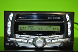 04 05 06 07 Ford Ranger Pioneer Factory 6 Disc Cd Player Radio 4l5t-18c815-cb