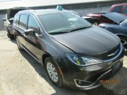 Wiper Transmission Fits 17 Pacifica 2602012