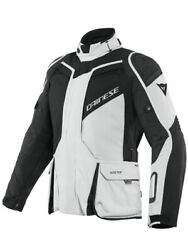 Motorcycle Jacket Dainese D-explorer 2 Gore-tex White - Size 54