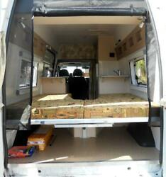 Rear Doors Fly Screen Rv Flyscreen Ford Transit 2001-2014 Highroof Motorhome