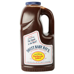 Sweet Baby Rayand039s Bbq Sauce Barbecue 11 Flavors Select Flavor Below