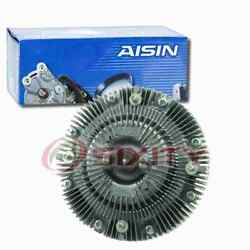 Aisin Engine Cooling Fan Clutch For 1991-1992 Toyota Land Cruiser 4.0l L6 Vc
