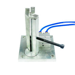 Pneumatic Dual-axis Metal Strip Letter Bending Tool For Making Led Light