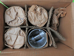 1934 35 1936 1937 1938 1939 1940 1941 Nors Plymouth Pistons 3 1/8 .040 O/s X4