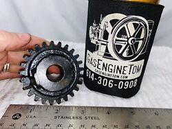 Mag Gear Fits 4 Bolt Associated / United Magneto Hit Miss Gas Engine Antique