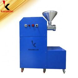 Ce-iso Food Grade P2 Puree Butter Machine / Industrial / Max 350 Kg/h