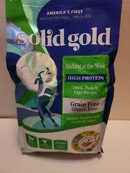 Solid Gold Barking At Moon Duck Exp 8/21 12 Lbs Free Shipping