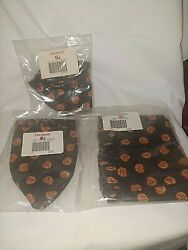 3 Longaberger Basket Halloween Boo Liners Only - 29424 27022 Su 1996 26026