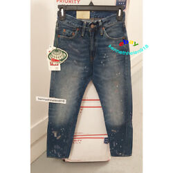 Vintage Clothing 1954 501z Xx Limited Edition Jeans 501540085 Mens Size 24