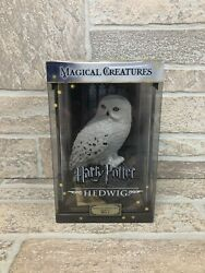 The Noble Collection Harry Potter Magical Creatures No.1 Hedwig 204810-12