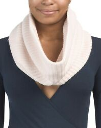 Joie Marica Wool Cashmere Infinity Cowl Neck Scarf In Antique White 148 Nwt