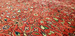 Exquisite Antique 1940s Wool Pile Natural Color Legendary Hereke Rug 6and0399andtimes9and0399