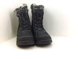 Totes Women#x27;s Shoes Boots Black Size 9.0 Vf3H $26.30