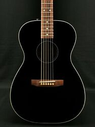 Decophonic Sidecar 137 Deluxe In Black With Texas Headstock Inlay