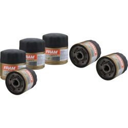 Set-ffxg3614-6 Fram Set Of 6 Oil Filters New For Chevy Executive Le Baron Pickup