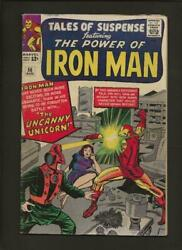 Tales Of Suspense 56 Vg/fn 5.0 High Res Scans