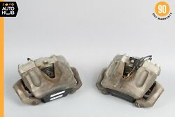 08-14 Mercedes W204 C350 C300 E350 4matic Front Brake Calipers Left And Right Oem