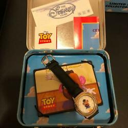 Toy Story Fossil Watch Limited Edition Collectors Watch Mr. Potato Head Rare H3