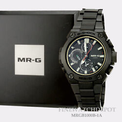 Authentic Casio G-shock Men Simplicity And Intelligence Theme Watch Mrgb1000b-1a