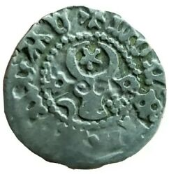Stefan Cel Mare, Stephen The Great 1457-1504 Ad. Silver Gross.medieval Moldova