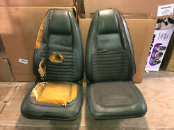 1970 Dodge Charger Bucket Seat Seats