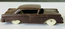 F And F Mold Die Post Cereal Plastic Toy Brown Ford Fairlane Coupe Retro Dayton