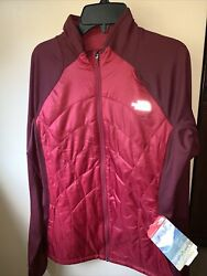 New With Tags The W Animagi Jacket Deep Red Medium