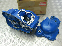 Suzuki Rm80 And03983-85 / Rm80h And03986 New Oem Crankcase Set +clutch Cover 11300-20870