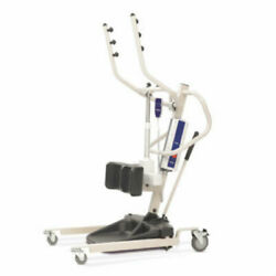 Invacare Reliant 350 Electric Sit-to-stand Patient Lift   Rps350-1 Stand Assist
