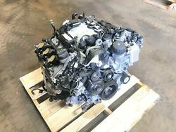 2010 10 Mercedes C-class C300 3.0l Engine Motor Assemby Awd 94k Miles 204 Type