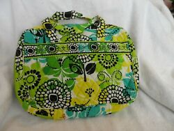Vera Bradley Good Book Bible Cover In Retired Limes Up
