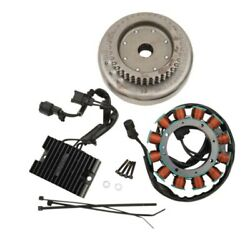 Cycle Electric 27 Amp Stator Alternator Charging System Harley Xl 1200 09-13