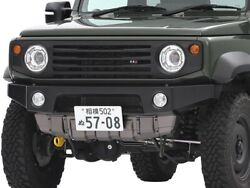 Jimny Front Bumper Two-color Painting Apio Jb74 Sierra 2018-on From Japan