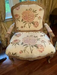 Custom Century Furniture Grand Fauteuils Chairs And Sofa