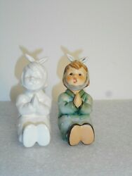 Hummel Figure 533 Oh My Tooth And Rare White Sample Archive 533 Oh My Tooth Mint