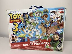 Toy Story 3 Box Of Projects By Horizon Group Usa