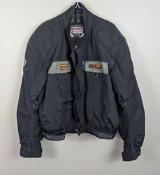 1st Gear Kenya Motorcycle Jacket Xl And Rain Jacket Xl And Icon Leather Gloves Lot