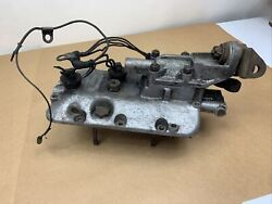 Jaguar Mk Ll Gearbox Top Cover Selector Rods And Forks