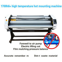 Upgraded 67'' Full-auto Low Temperature Hot Mounting Laminating Machines - Usa