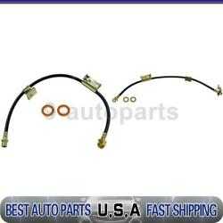 Dorman Brake Hydraulic Hose Front 2 Of For Chevrolet Avalanche 1500