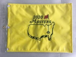 2020 Masters Golf Tournament Pin Flag Augusta National Golf Club  New Sealed