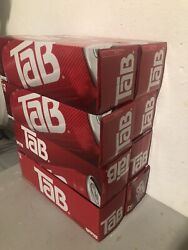 Rare Tab Soda By Coca-cola 12-pack, 12 Fl Oz. Cans Unopened One 12-pack