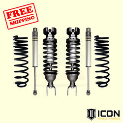3 Lift Kit - Stage 2 For Dodge Ram 1500 4wd 2009-2010 Icon