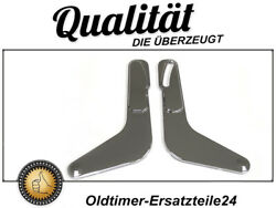 1 Set Chrome Panels Cover For Mercedes W113 230sl Passenger Seat Early