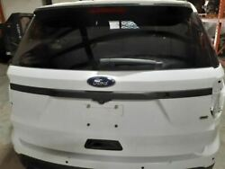 Trunk/hatch/tailgate Base With Police Package Fits 16-19 Explorer 690716
