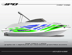 Ipd Boat Graphic Kit For Yamaha 232 Limited Sx230 Ar230 Ob Design