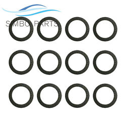 12pc Lower Gearcase Drain Gasket For Mercury Mercuiser 12-19183 3 And 18-2945